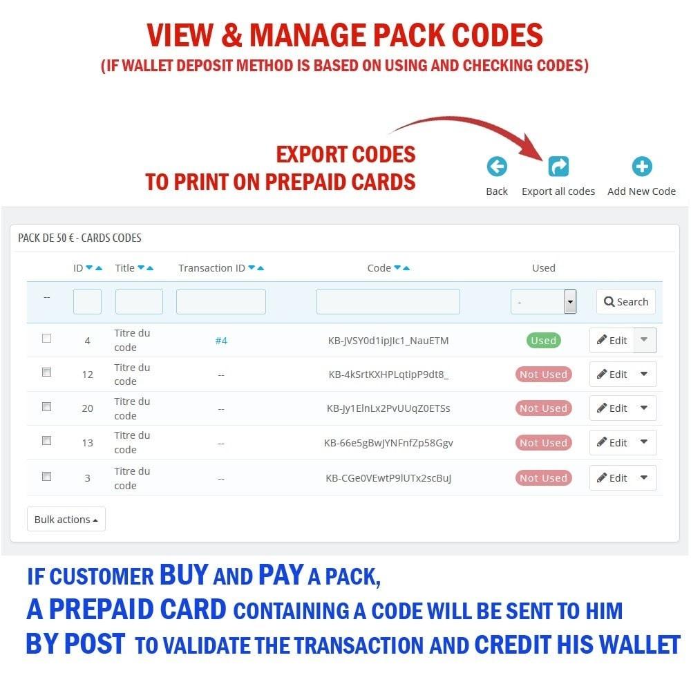 module - Przedpłata - WK Prepaid Cards - 7