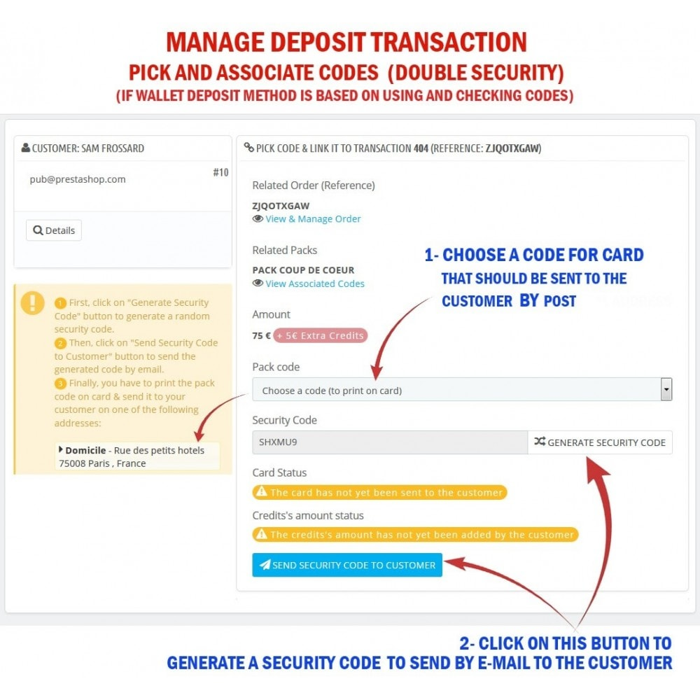 module - Prepago - WK Prepaid Cards - 9