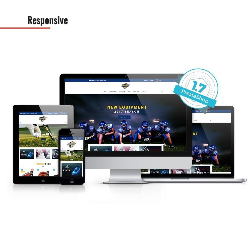 theme - Sport, Rozrywka & Podróże - Leo Bumber - 1