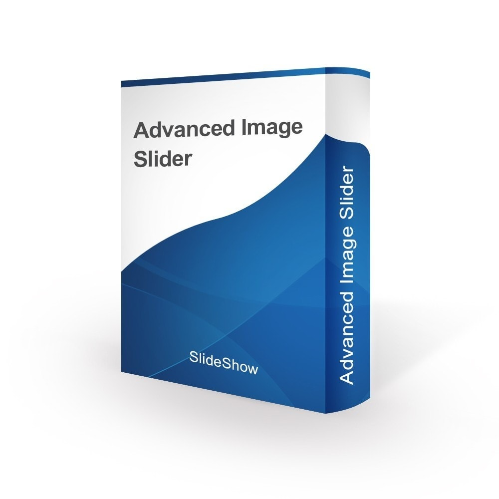 module - Slidery & Galerie - Advanced Image Slider - 1