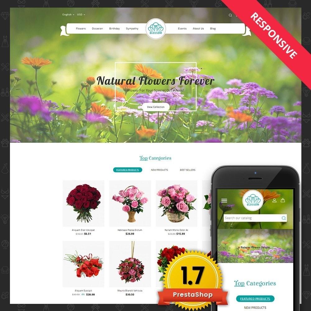 theme - Prezenty, Kwiaty & Uroczystości - Blossom Flower - 1