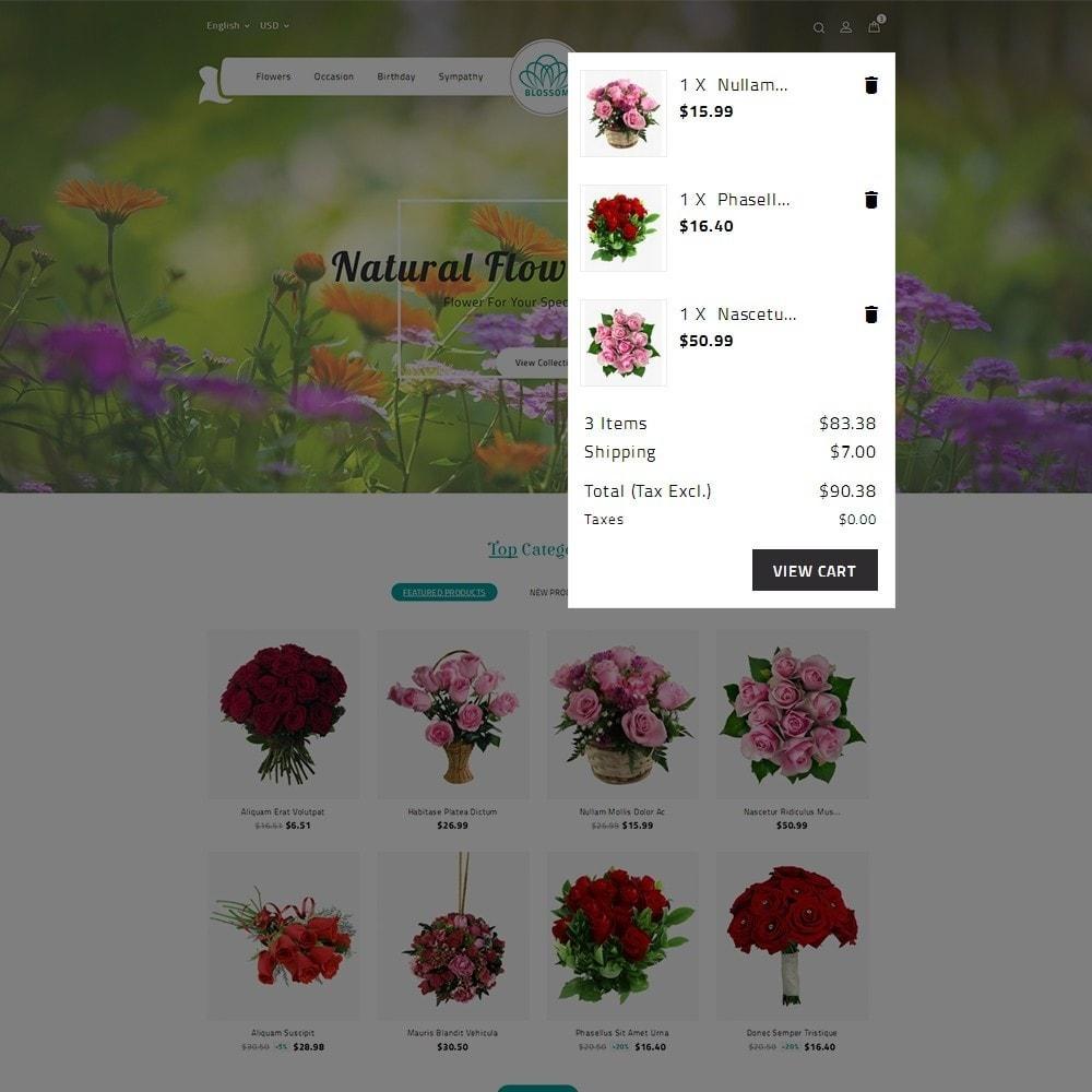theme - Casa & Jardins - Blossom Flower - 9
