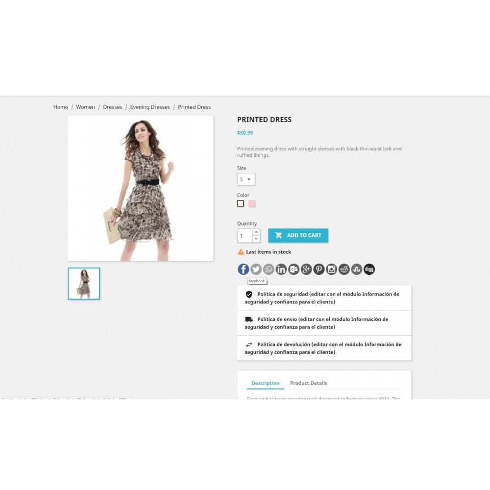 module - Compartilhamento & Comentários - CoolShare Plus Social networks - 5