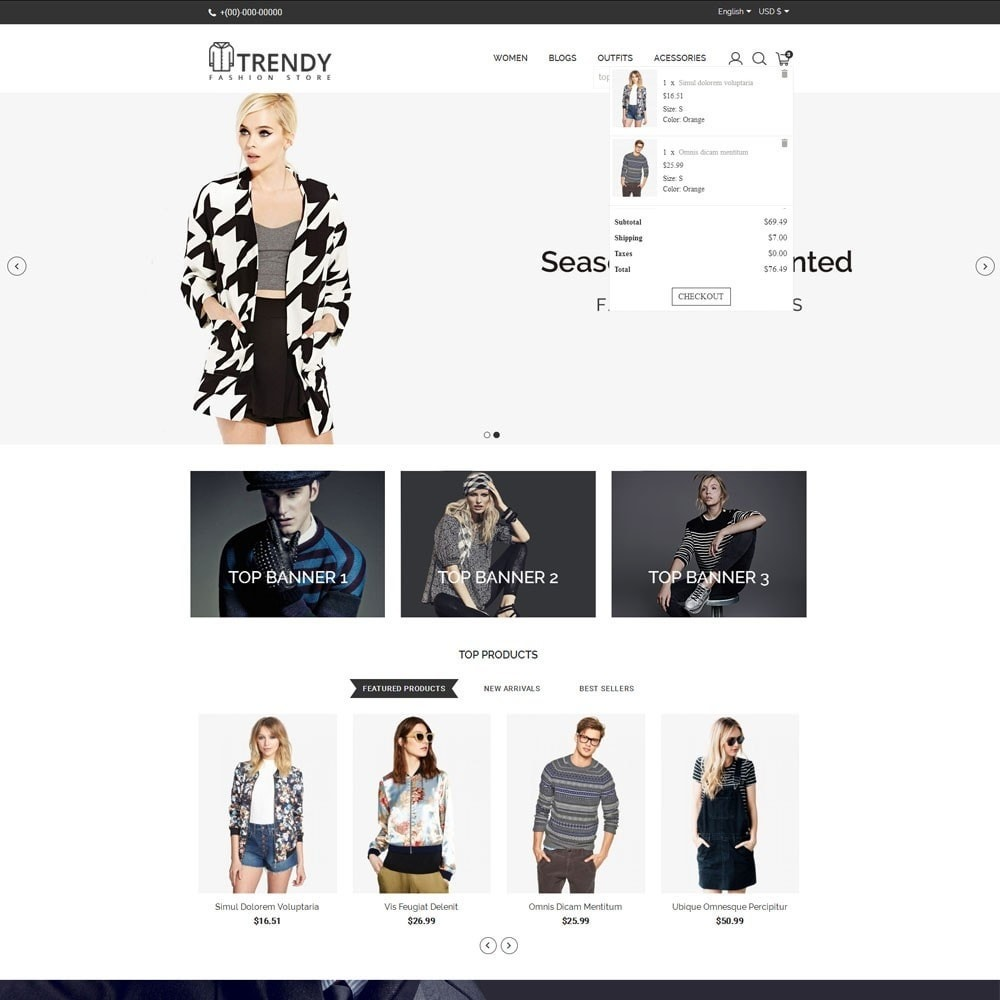 theme - Mode & Schuhe - Trendy Fashion Store - 5