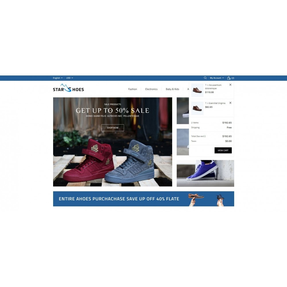 theme - Mode & Chaussures - Online Shoes Store - 8
