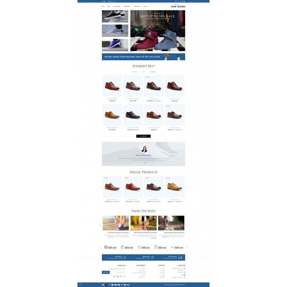 theme - Mode & Schuhe - Online Shoes Store - 10