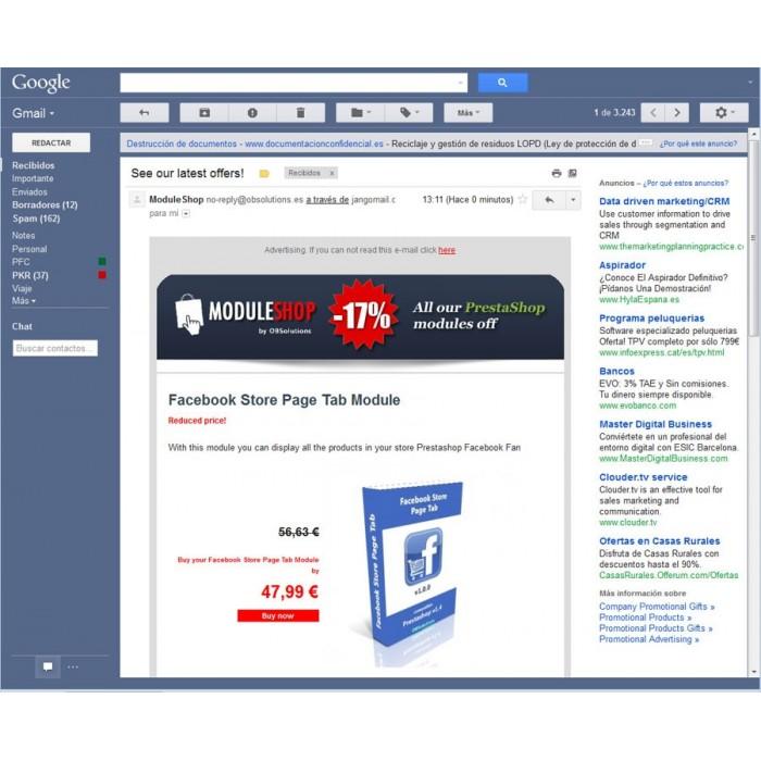 module - Newsletter & SMS - Newsletter Maker Pro - 2