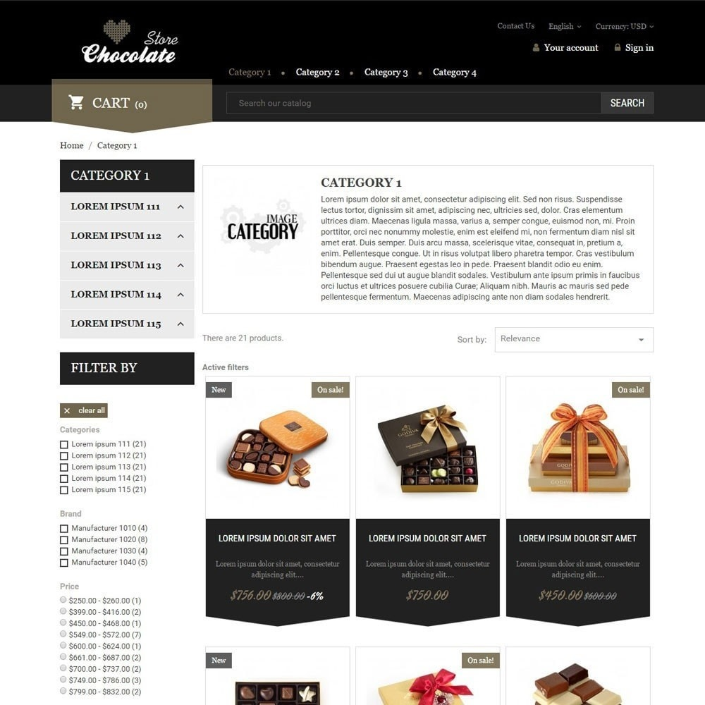 ChocolateStore