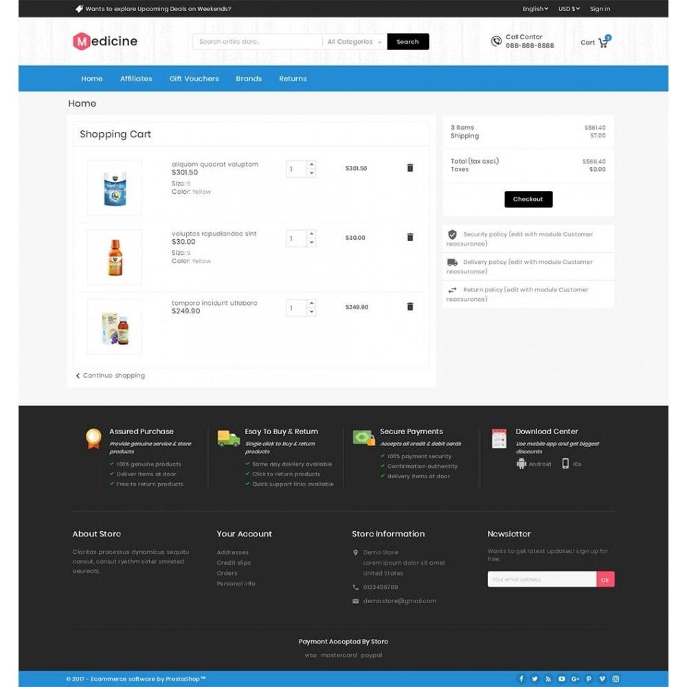 theme - Gesundheit & Schönheit - Mega Medicine Store - 6