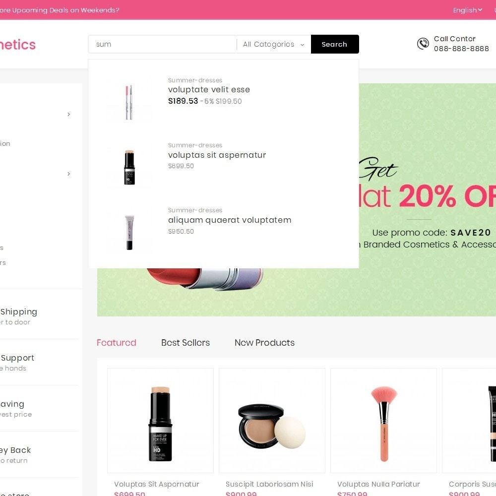 theme - Salud y Belleza - Mega Cosmetics - 10