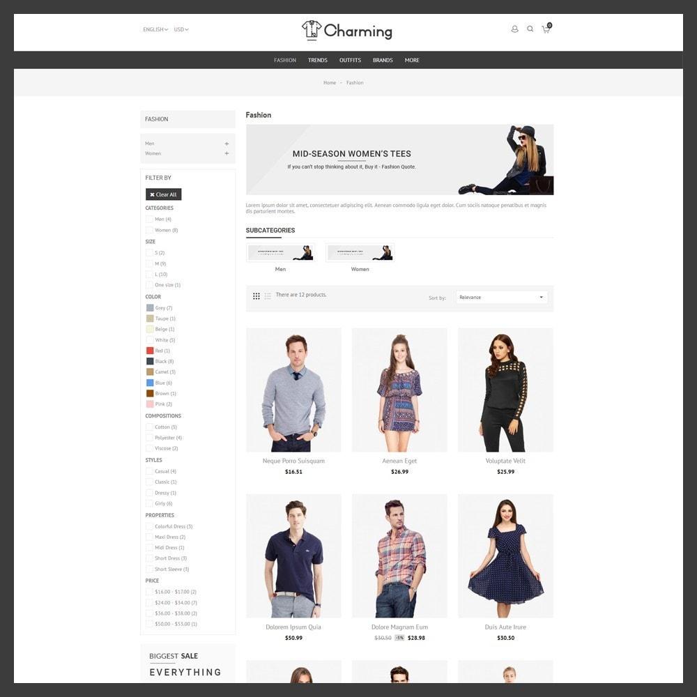 Charming Fashion Store