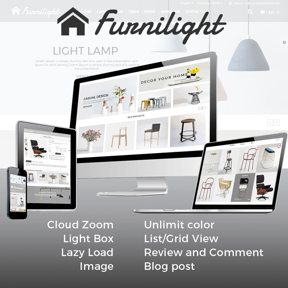 Furniture Light Store