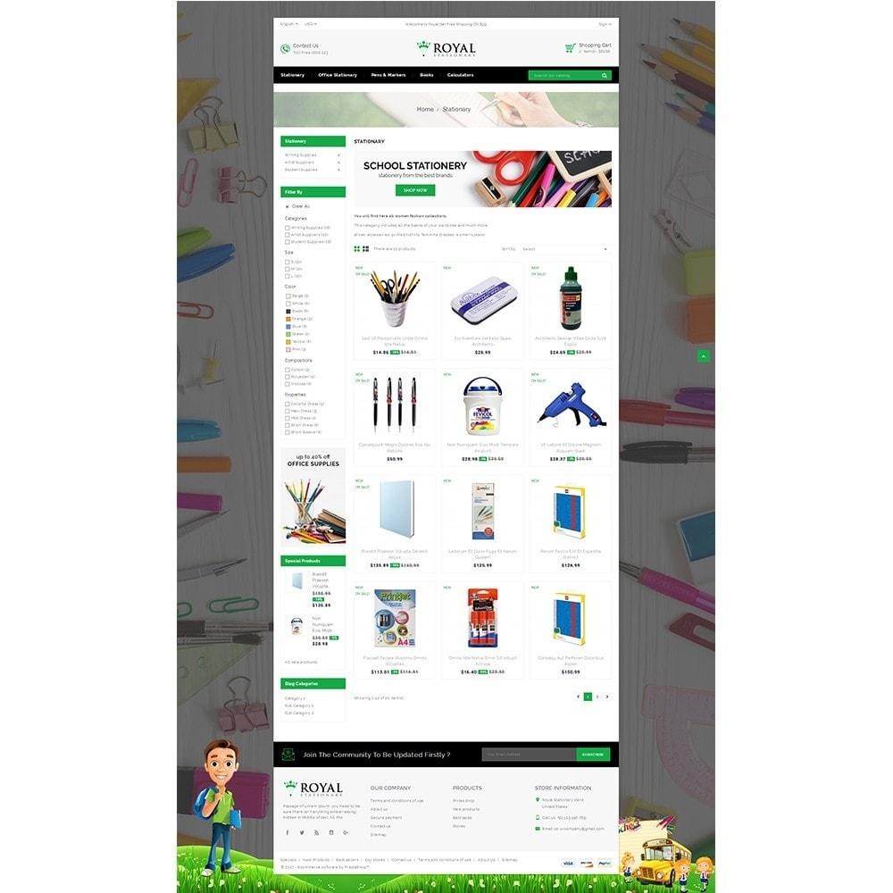 theme - Kinder & Spielzeug - Royal Stationary store - 3