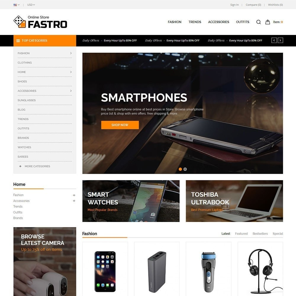 Fastro Electro Store
