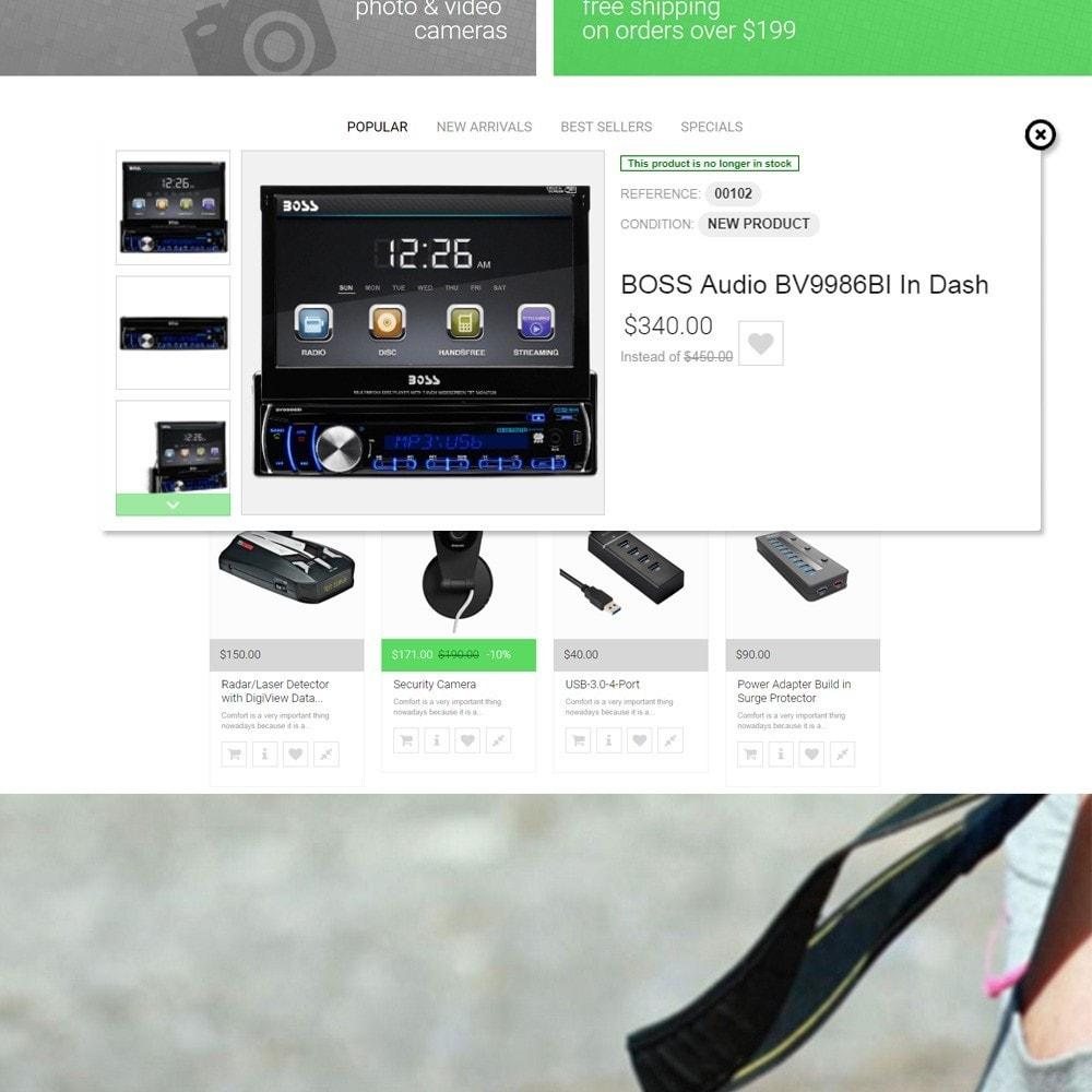 theme - Electronique & High Tech - Modern Chip thème PrestaShop adaptatif - 4