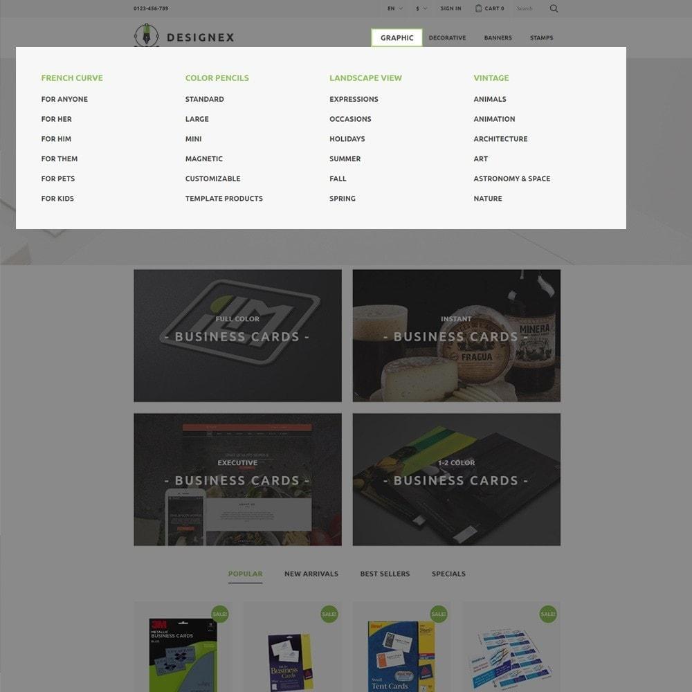 theme - Arte & Cultura - Designex - Design Aziendale - 4