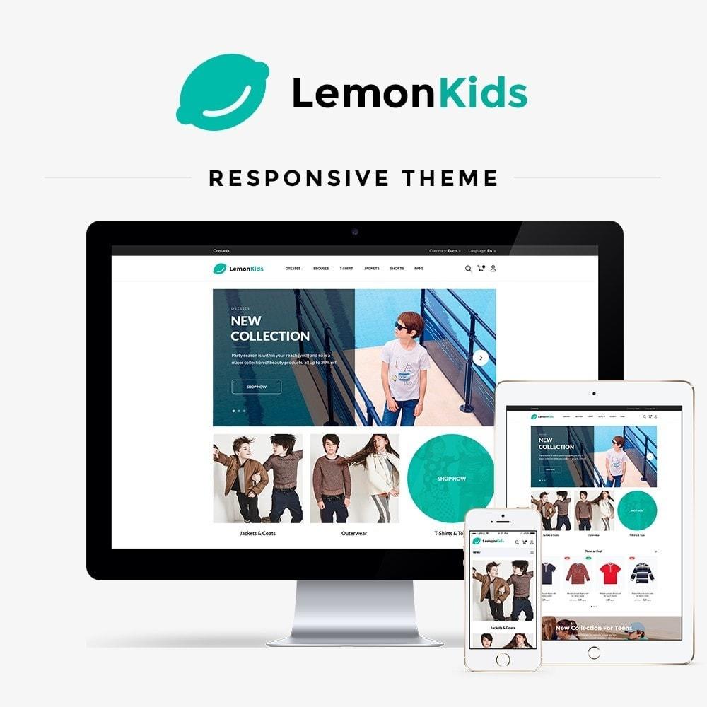 theme - Crianças & Brinquedos - LemonKids - 1