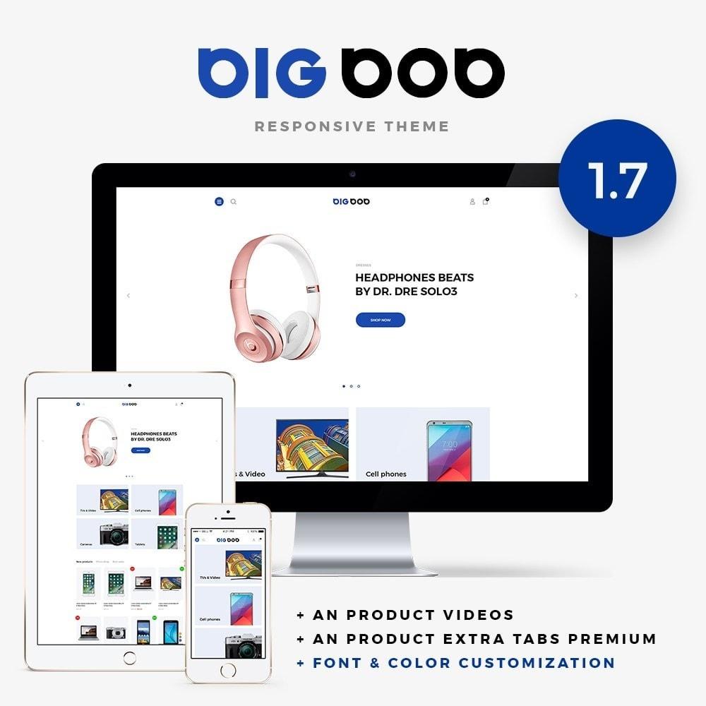 BigBob - High-tech Shop
