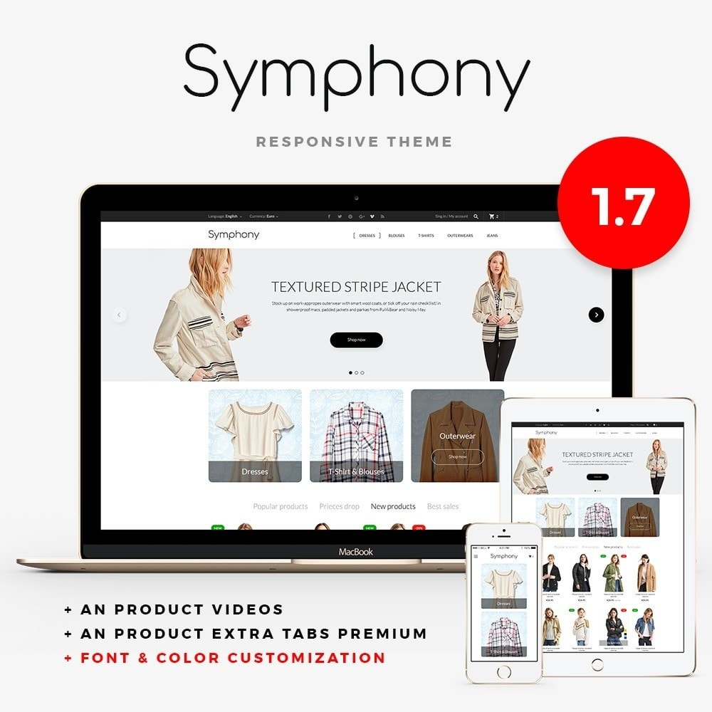 Symphony - High-tech Shop