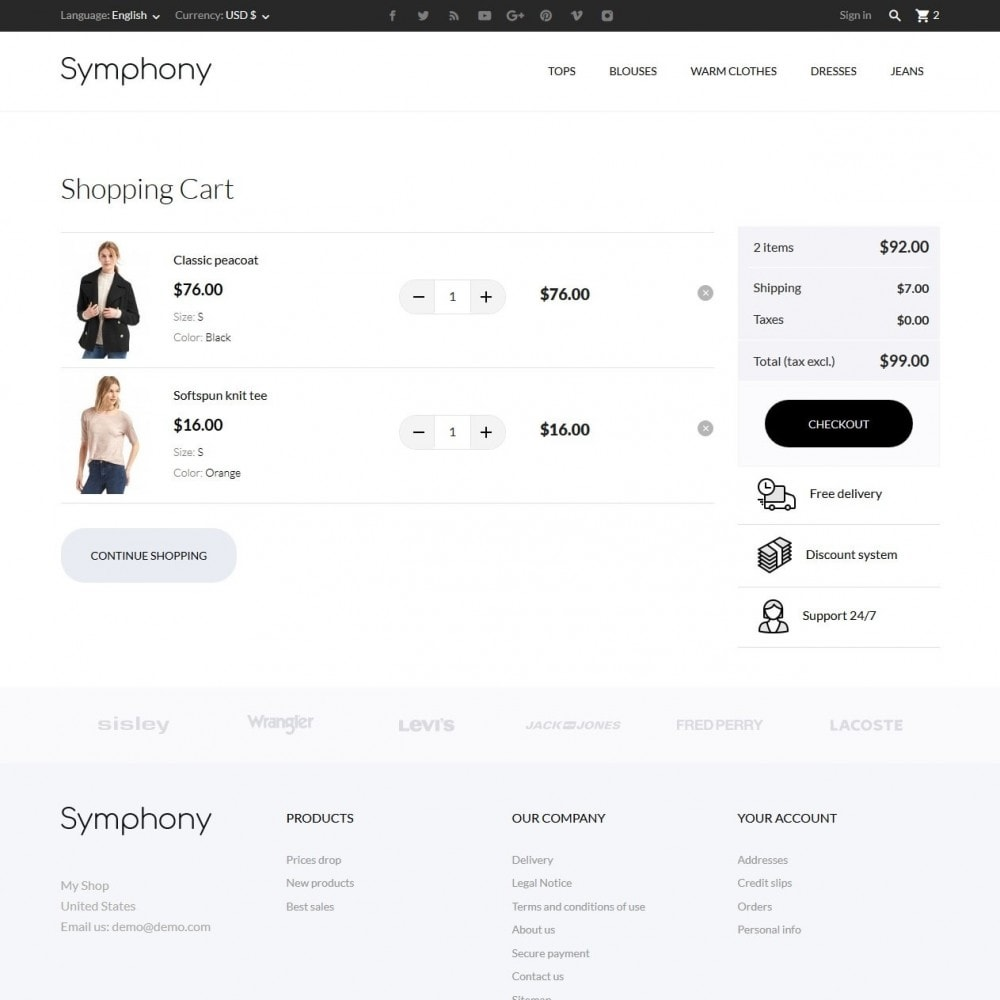 theme - Fashion & Shoes - Symphony - High-tech Shop - 7