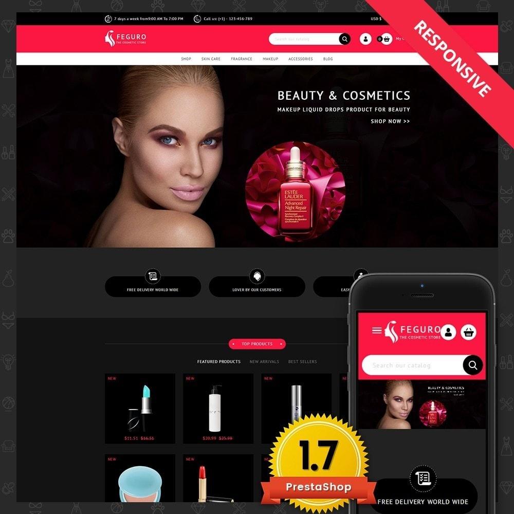 theme - Schmuck & Accesoires - Feguro Cosmetic - 1
