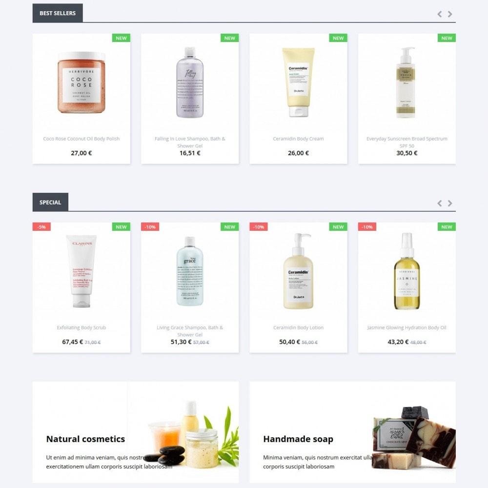 theme - Santé & Beauté - Cassiopea Cosmetics - 3