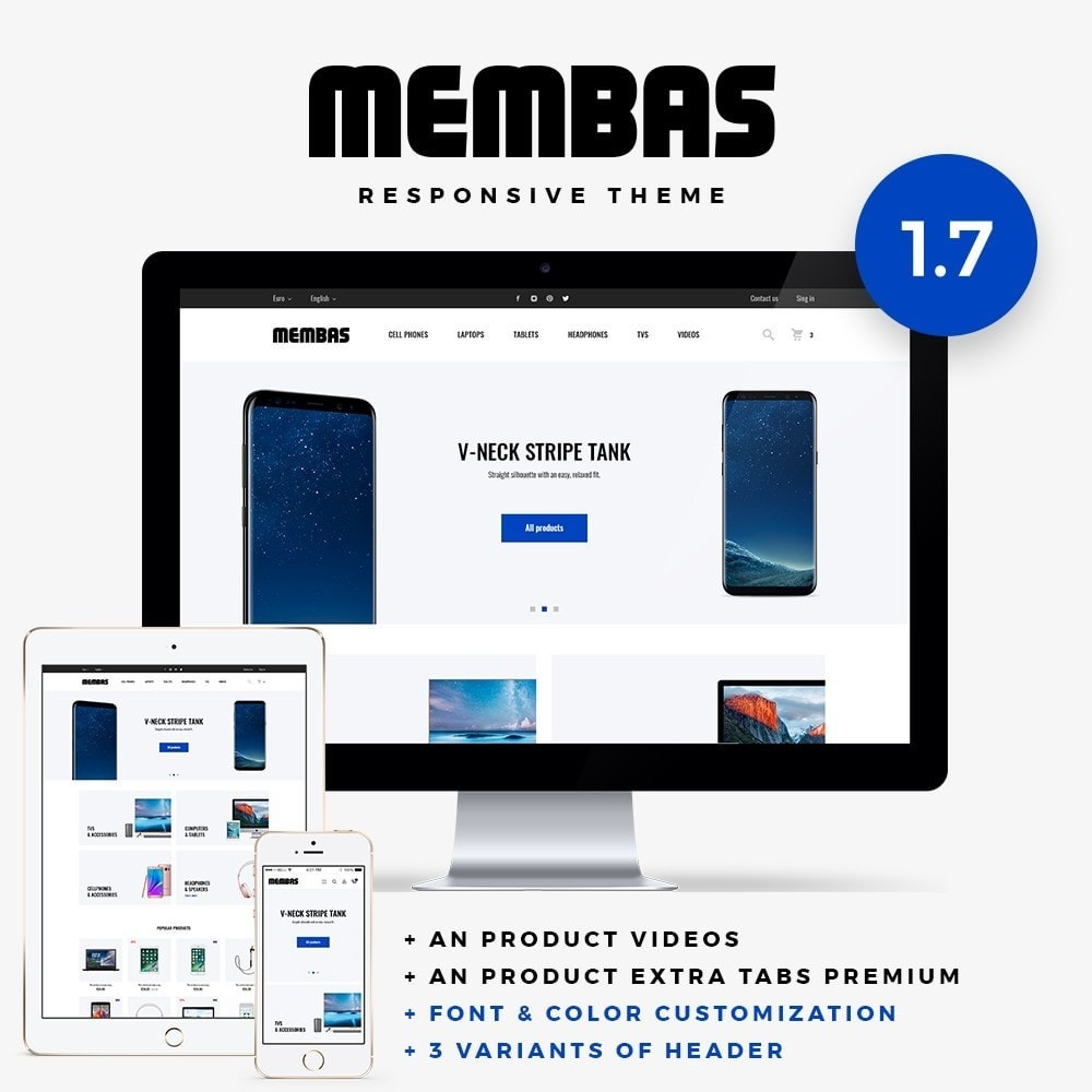 Membas - High-tech Shop