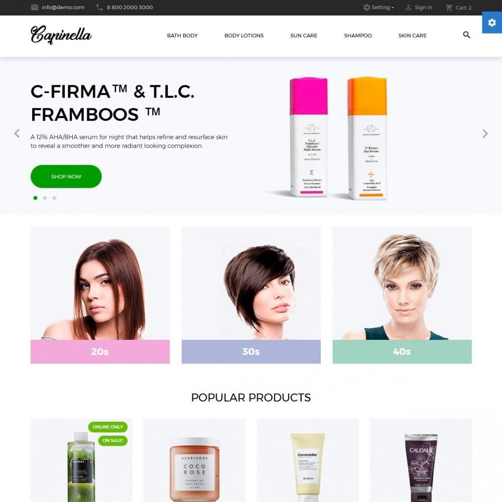 Capinella Cosmetics
