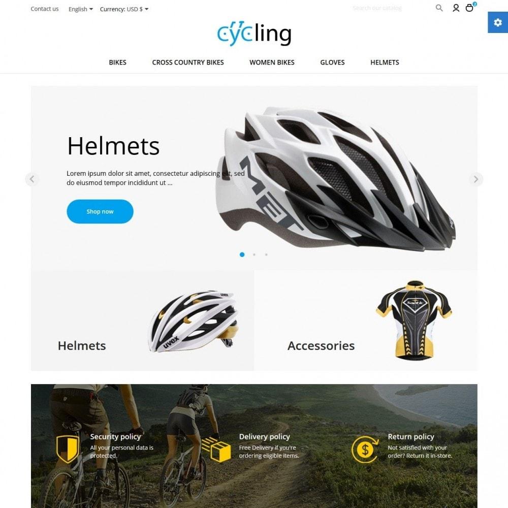 theme - Deportes, Actividades y Viajes - Cycling - 2