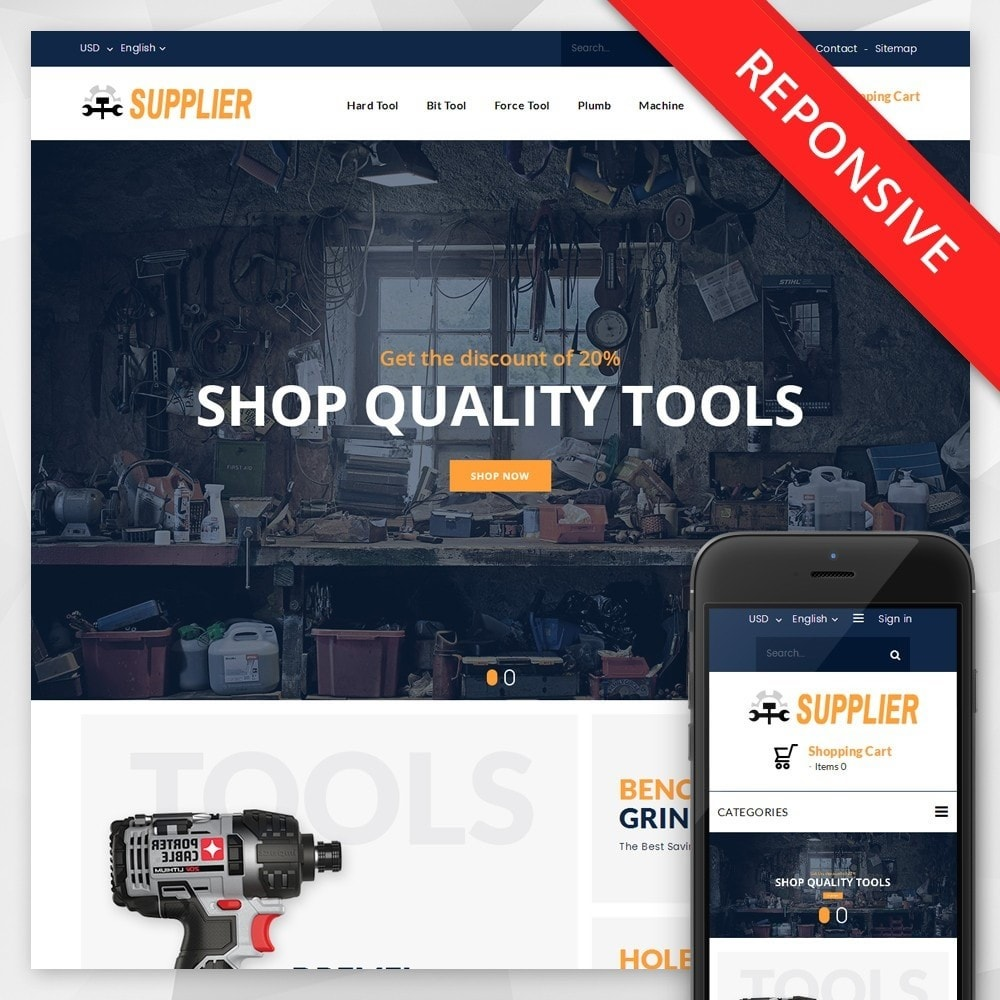 Supplier Tools Store