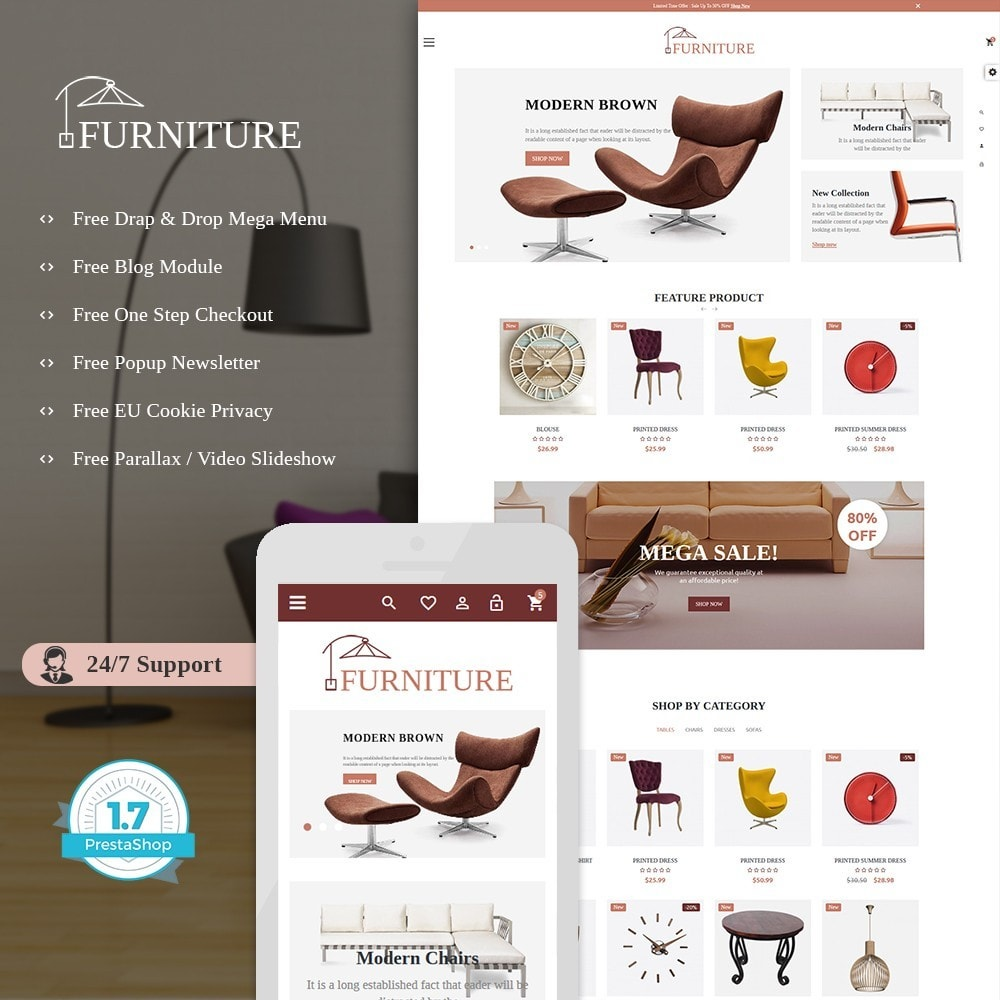 FurCraft Furniture Store