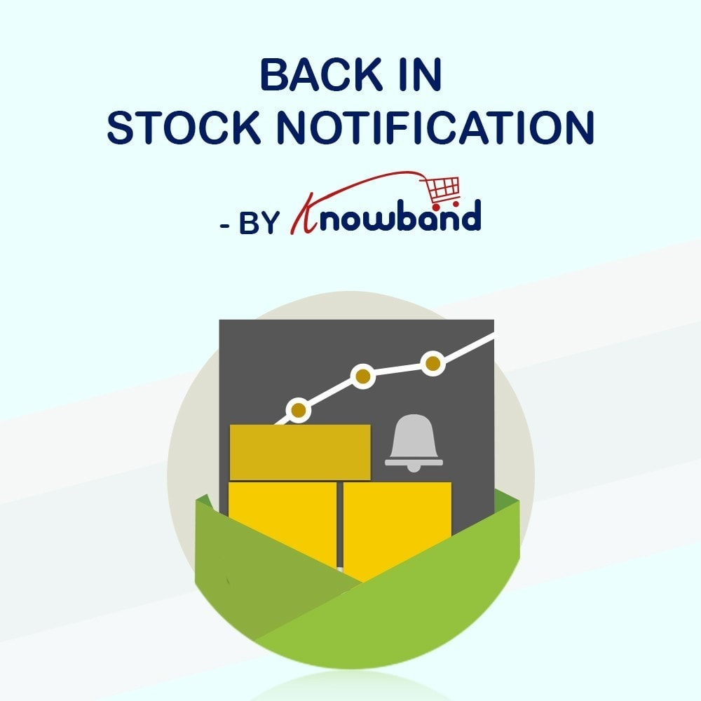 module - Notifications & Automatic Emails - Knowband - Back in Stock Notification - 1
