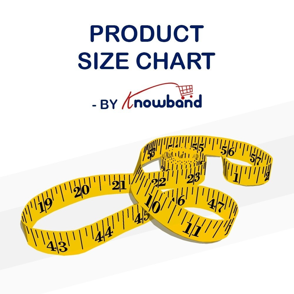 module - Additional Information & Product Tab - Knowband - Product size chart - 1