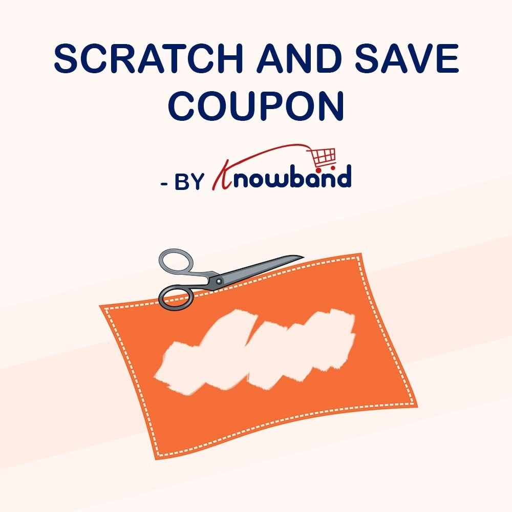 module - Konkursy - Knowband - Scratch-and-Save Coupon - 1