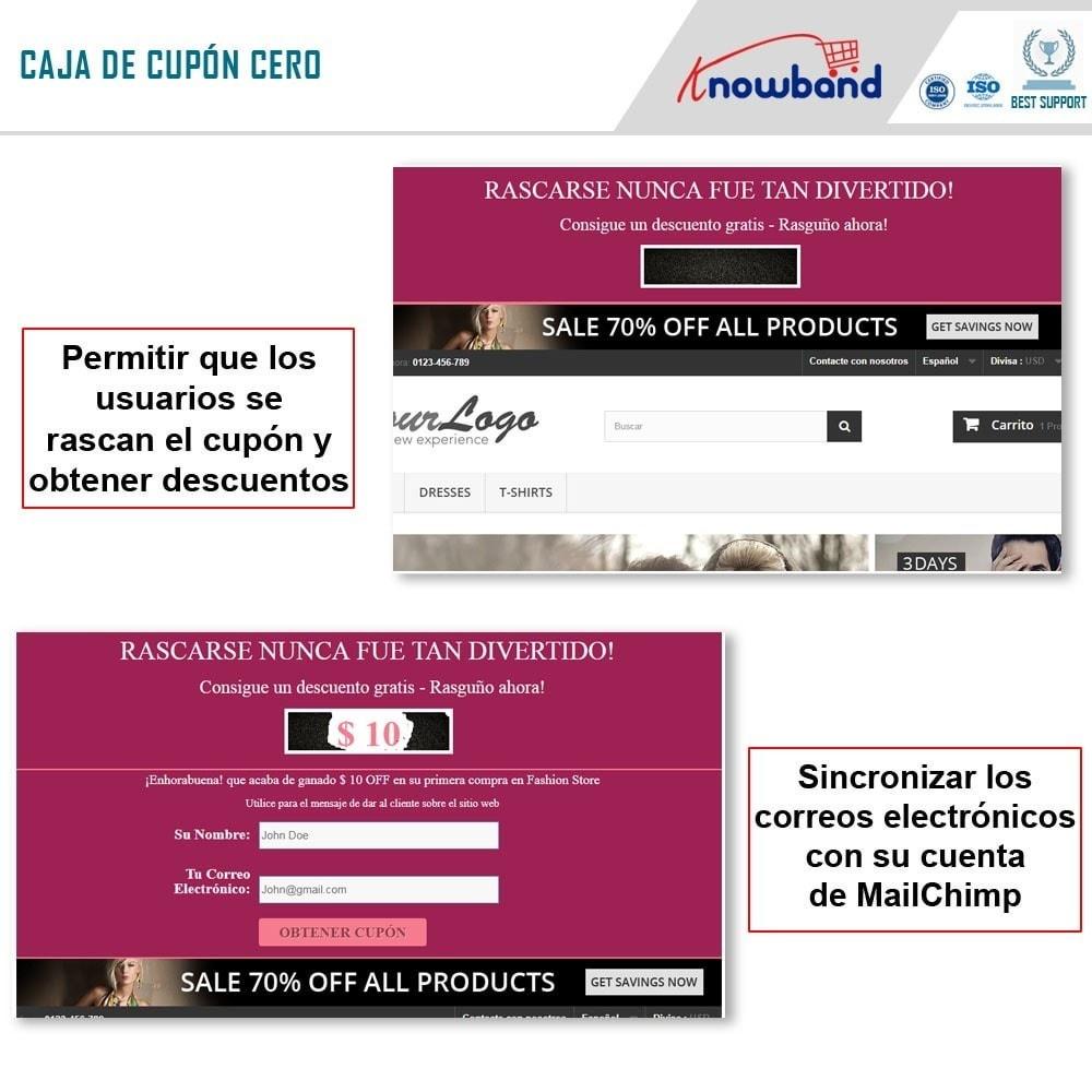 module - Concurso - Knowband - Cupón Raspe y Ahorre - 2