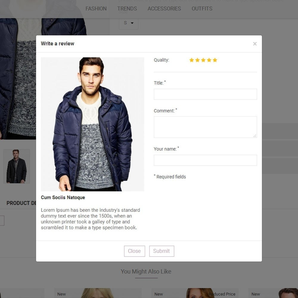 theme - Moda & Obuwie - Arrow Fashion Store - 6