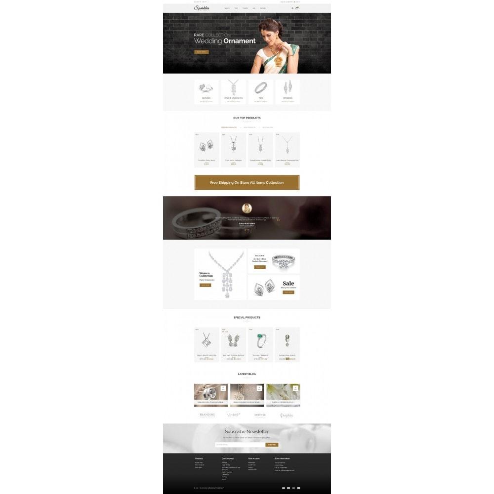 theme - Joyas y Accesorios - Sparkles - Jewelry Store - 2