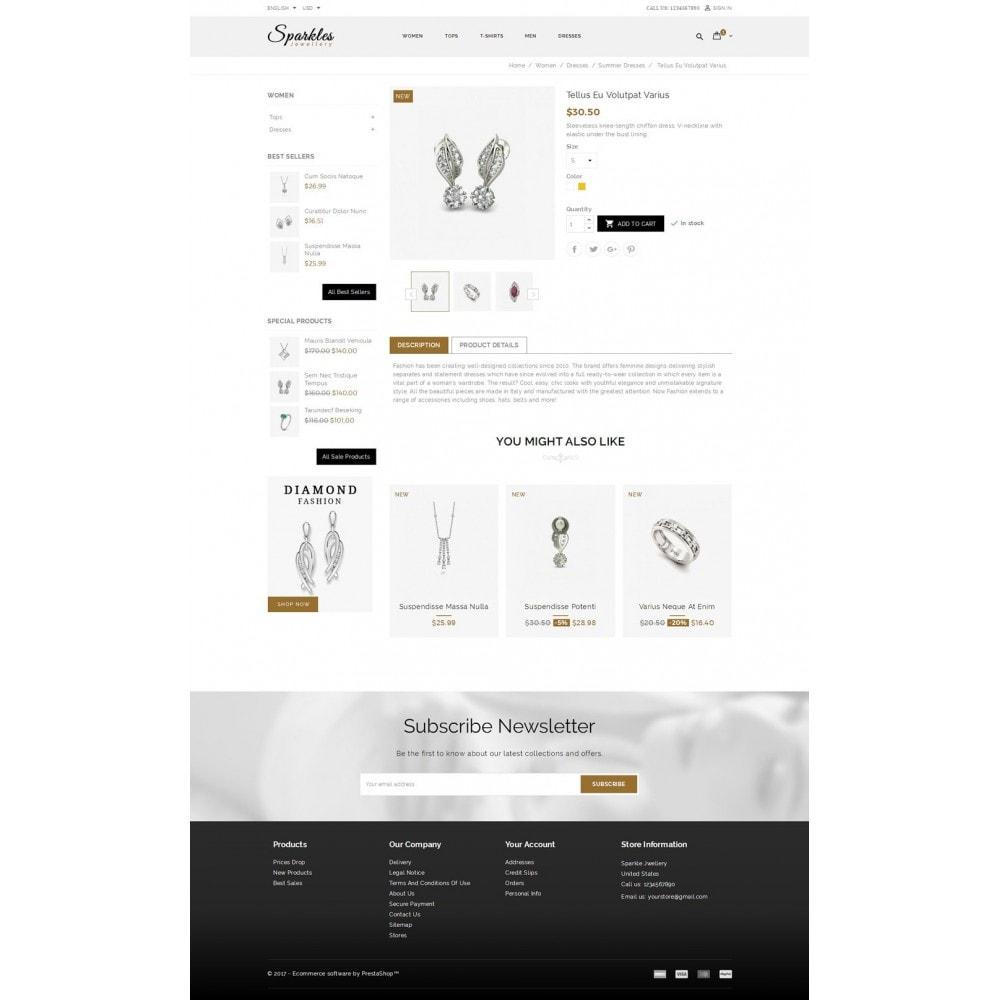 theme - Joyas y Accesorios - Sparkles - Jewelry Store - 4