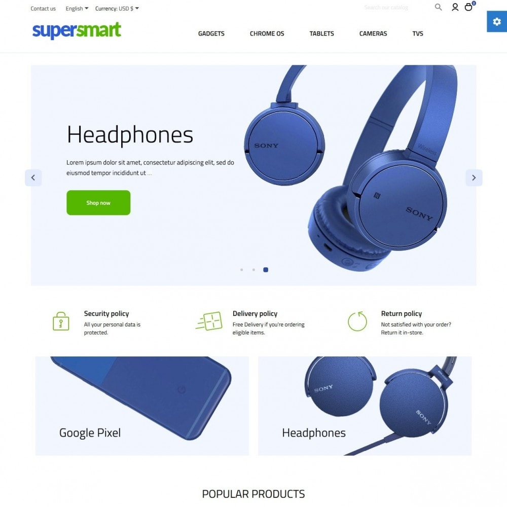 theme - Elettronica & High Tech - Supersmart - 2