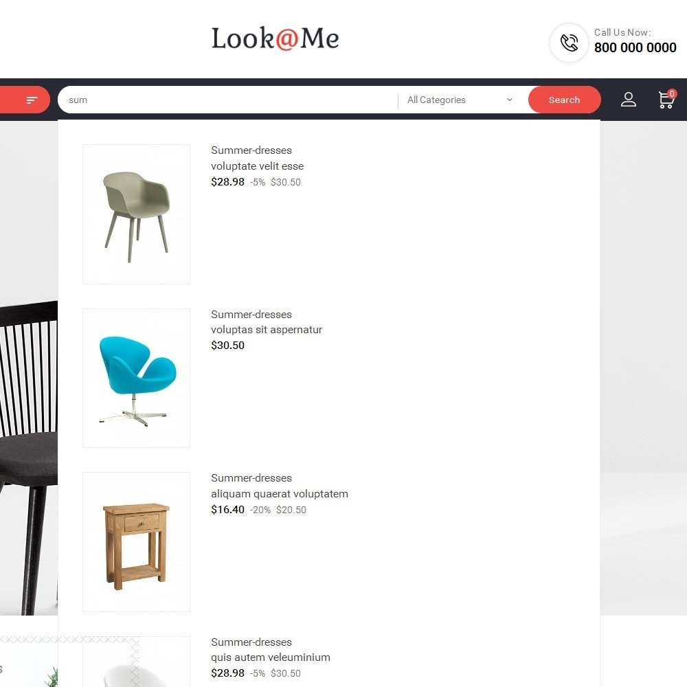 theme - Casa & Jardins - Look me Furniture Crafts - 10