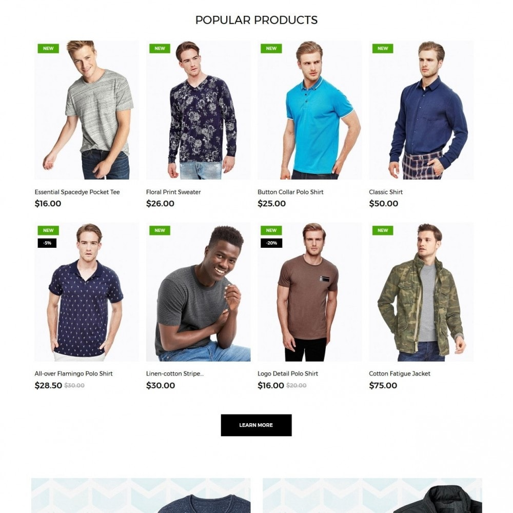 Jack Fisher Men 's Wear