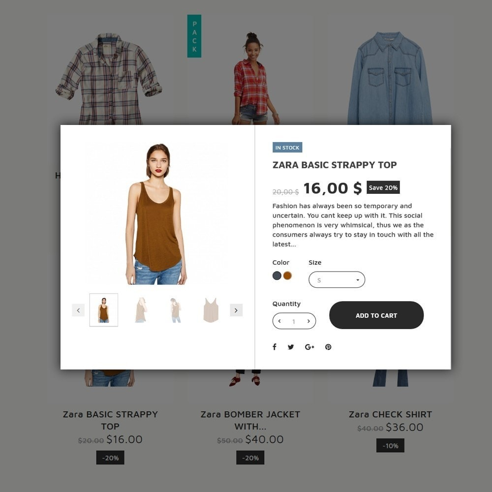 theme - Mode & Schuhe - Twen - Fashion Store Responsive - 4