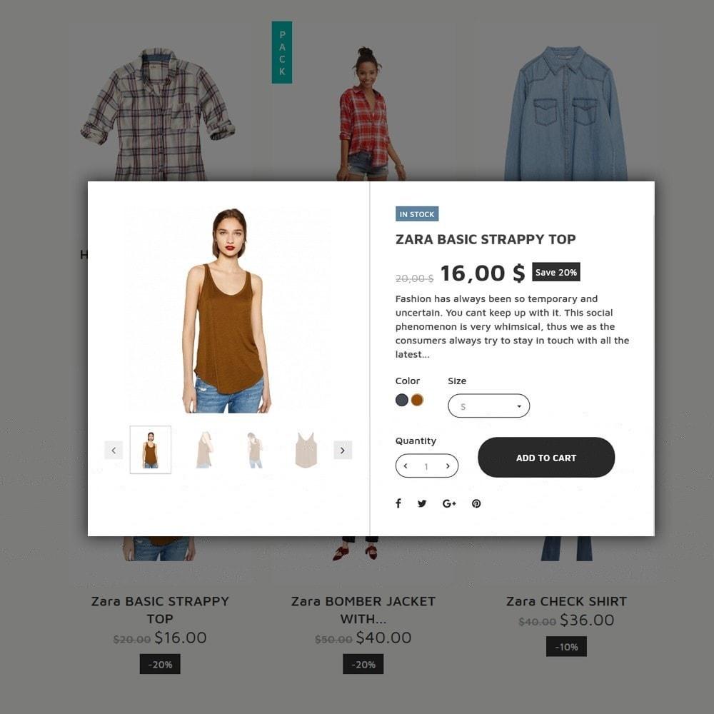 theme - Мода и обувь - Twen - Адаптивный PrestaShop шаблон модной одежды - 5