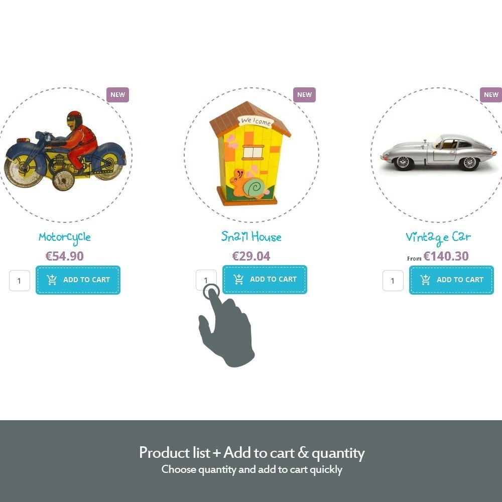 theme - Crianças & Brinquedos - Kiddy - Children's Store - 5
