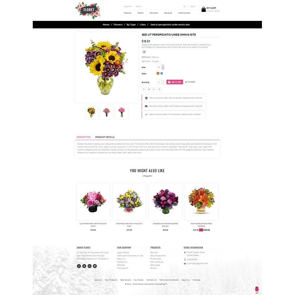 theme - Regalos, Flores y Celebraciones - Floret Flower Store - 5