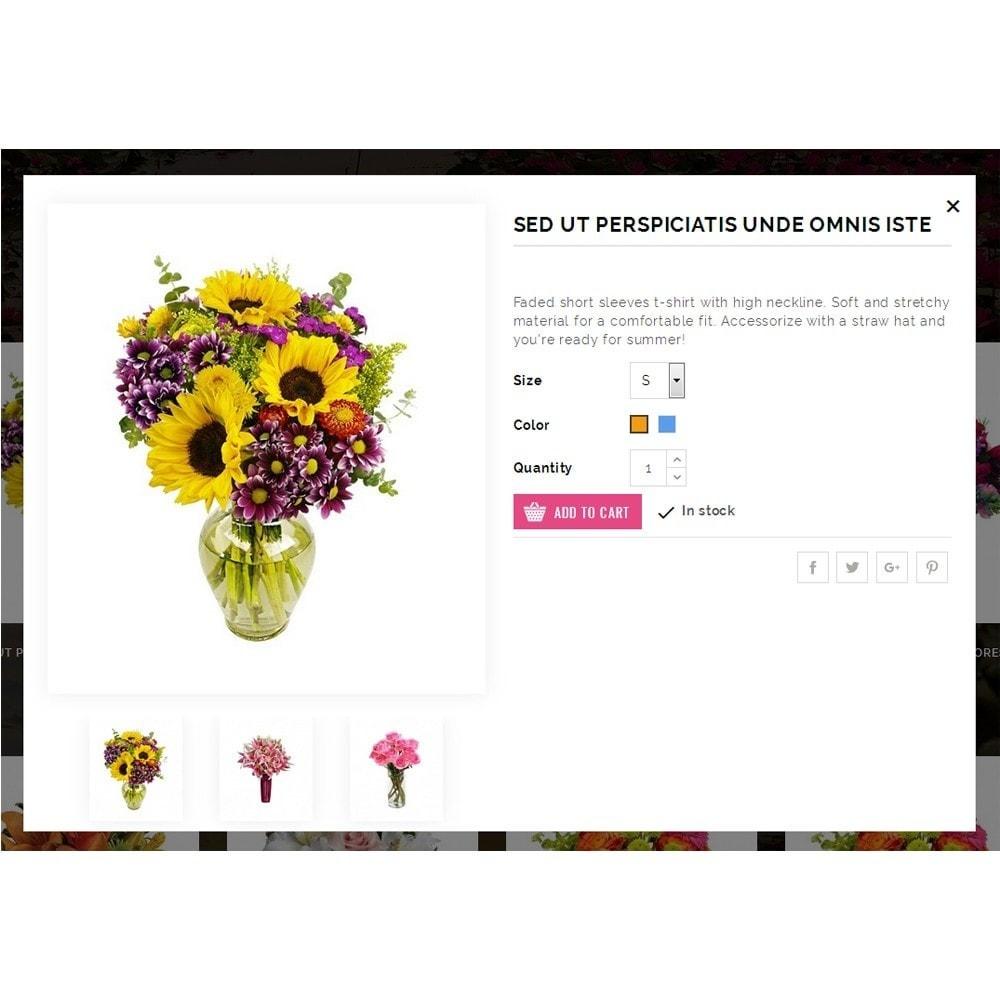 theme - Cadeaux, Fleurs et Fêtes - Floret Flower Store - 7