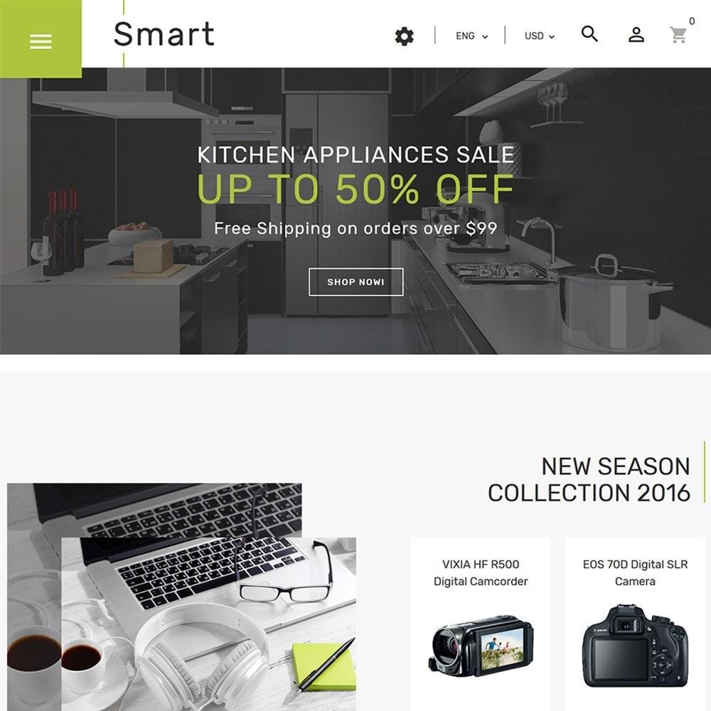 theme - Electronique & High Tech - Smart - Gadgets et électronique thème PrestaShop - 3