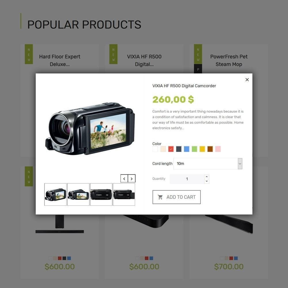 theme - Electrónica e High Tech - Smart - Sitio de Tienda de Electrónica - 7