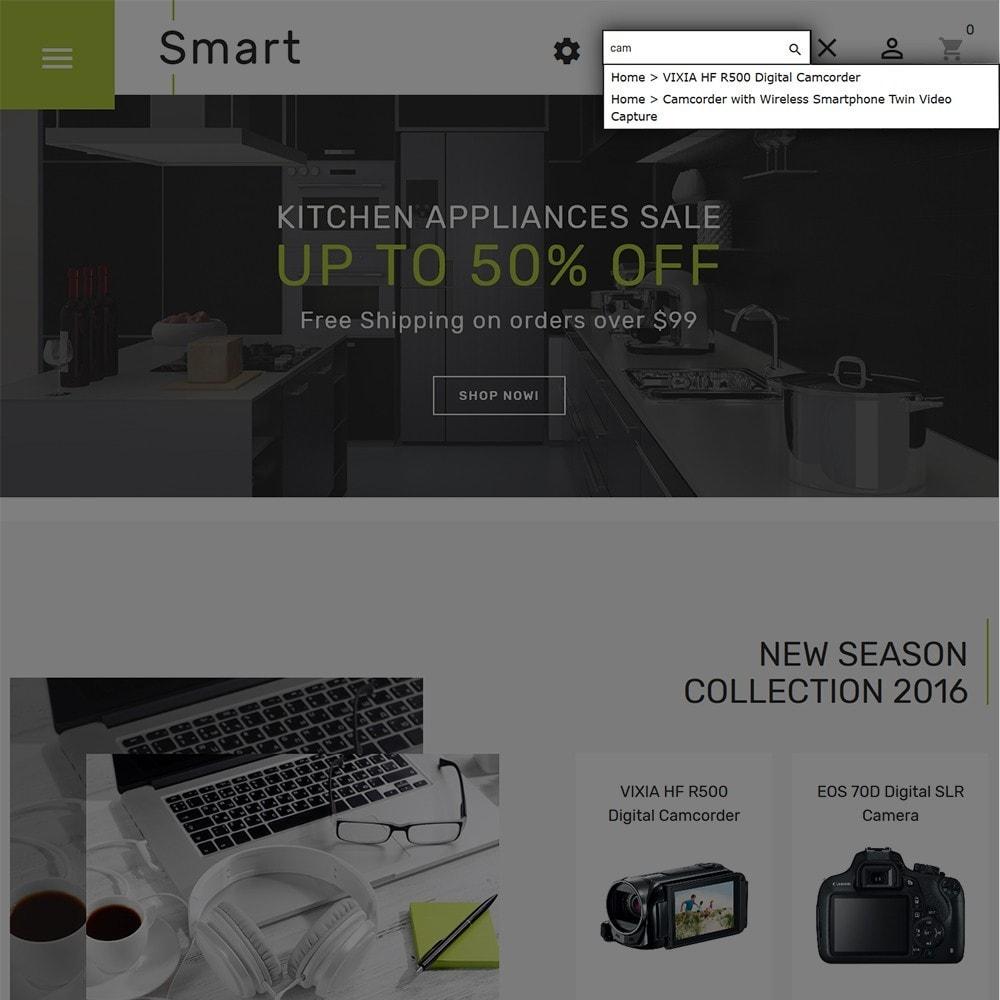 theme - Электроника и компьютеры - Smart - магазин электроники - 5
