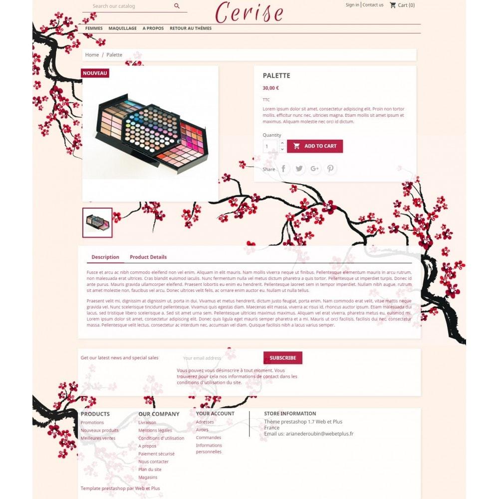 theme - Bijoux & Accessoires - Cerise - 5